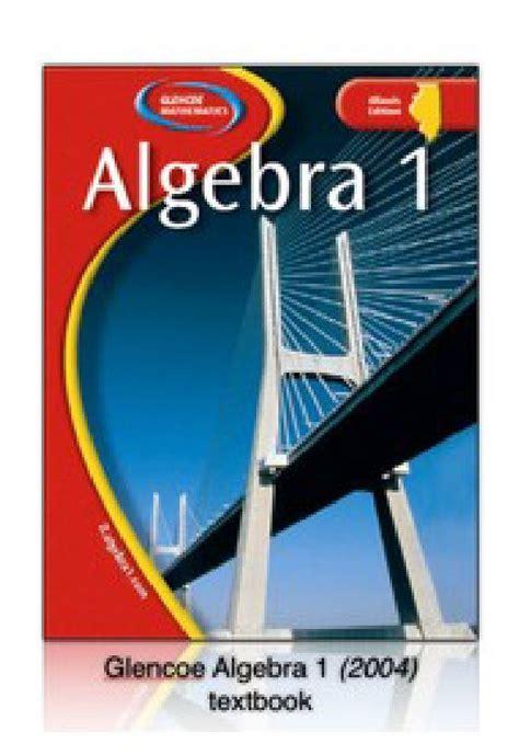 Glencoe Algebra 1 2004 Solutions Manual Pdf Scribd