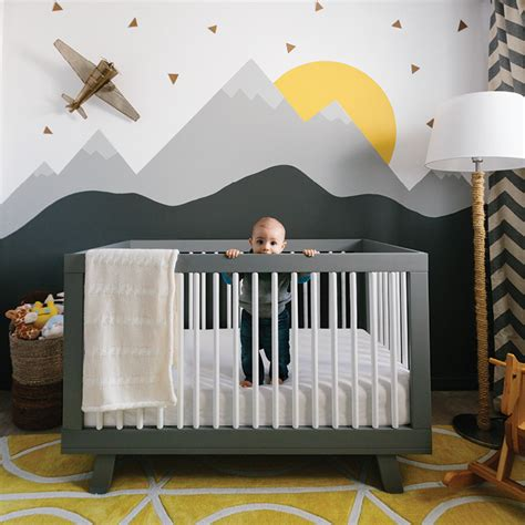 Modern Nursery Decor How To Design A Modern Nursery Today S Parent
