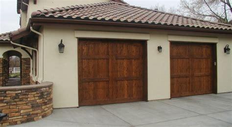 Building Garage Doors by We Can Build You A Custom Wood Garage Door Denver Golden