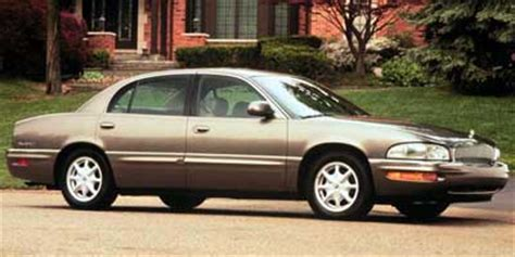 2000 buick park avenue review, ratings, specs, prices, and