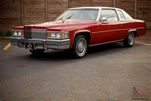 Cadillac Coupe 1979 1979 Cadillac Coupe One Owner Low All