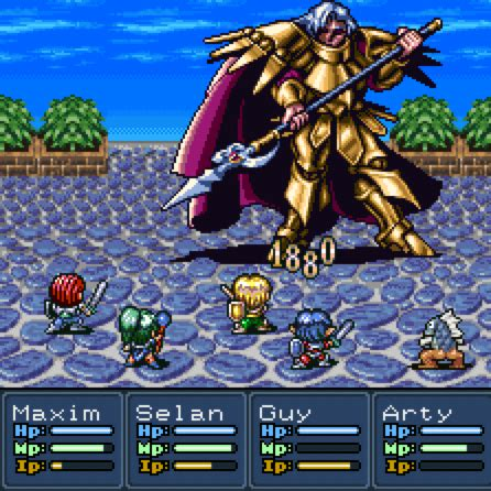 play lufia ii rise of the sinistrals on snes emulator
