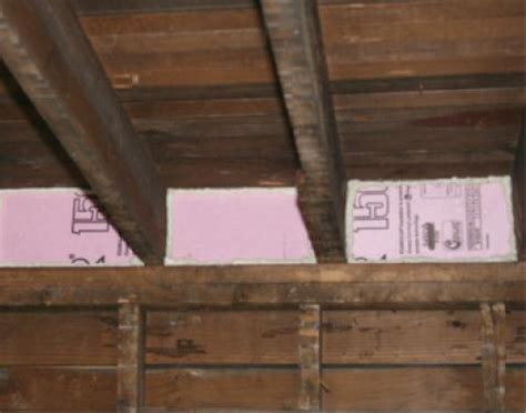 Insulation Between Floors by Cantilevered Floor Building America Solution Center