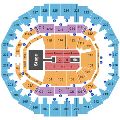 the forum seating capacity cheap fedex forum tickets