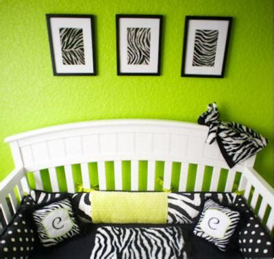 paint colors to match zebra print s lime green zebra nursery