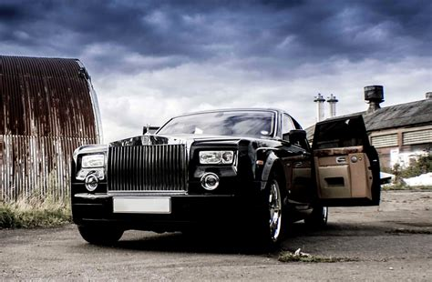 roll royce wallpaper rolls royce phantom wallpapers hd download