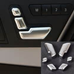 Mercedes Gl450 Accessories Accessories Chrome Seat Adjust Button Switch Cover For