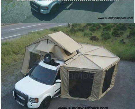 car roof awning car roof top tent with side awning fox awning view roof