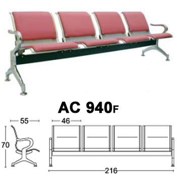Kursi Ruang Tunggu kursi tunggu chairman type ac 940 f daftar harga