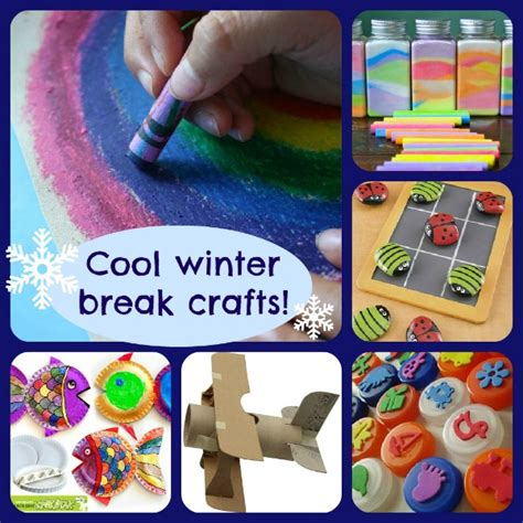 cool kid crafts cool winter crafts grcom info