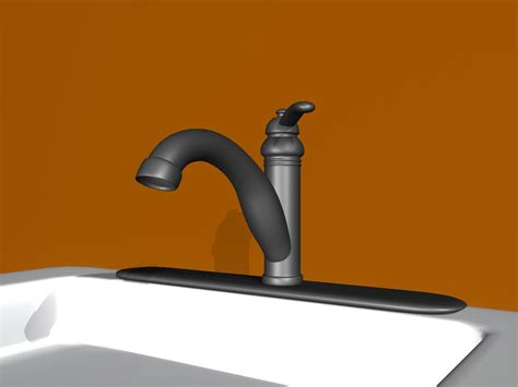 fixing a leaky kitchen faucet how to fix a leaky faucet with pictures wikihow