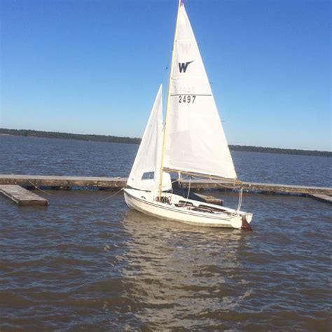 sailboats for sale in texas wayfarer 16 ft 1974 houston texas sailboat for sale