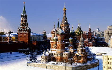 beautiful in russian beautiful winter morning in moscow wallpapers and images
