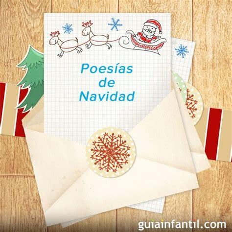 poesia de navidad cortas poes 237 as cortas de navidad para ni 241 os