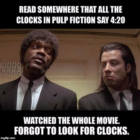 Pulp Fiction Meme - vincent vega go imgflip