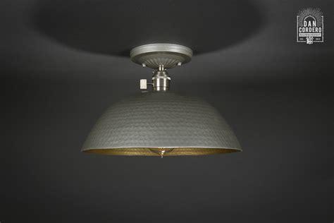 semi flush mount light fixtures semi flush light fixture brushed nickel light fixture