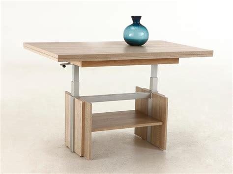 Moderne Tische 187 by Dreams4home Couchtisch Sergio H 246 Henverstellbar Ausziehbar
