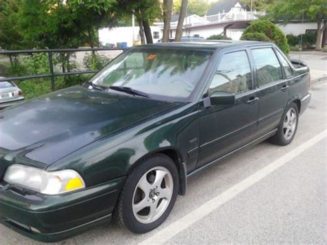 volvo s70 seats sell used volvo s70 t5 green automatic great condition