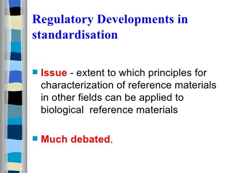fundamentals of biologicals regulation vaccines and biotechnology medicines books biological standardisation programme who