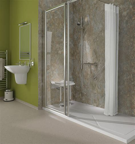 Bathroom Showers Uk Walk In Showers Ahm Installations
