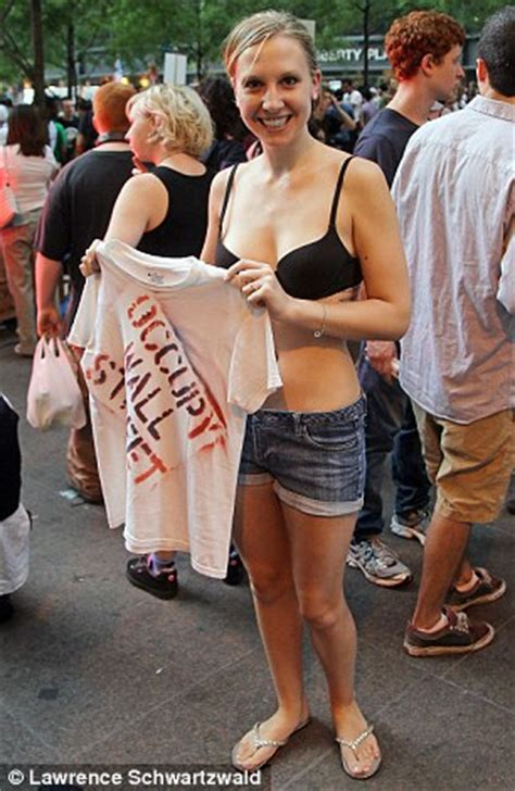 occupy wall street protesters make love as well as class