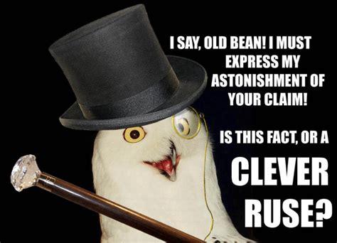 O Meme - o rly owl meme
