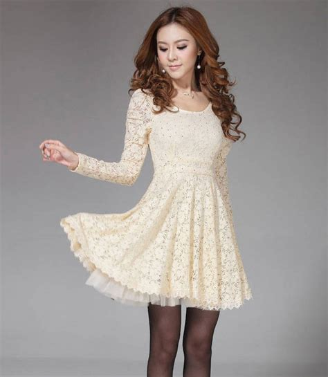 Beige Lace Dress   Dressed Up Girl