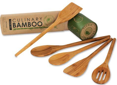 food kitchen kitchen kitchen utensils exles bamboo cooking utensils viable creations kitchen