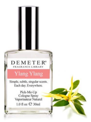 Parfum Ylang Ylang Ylang Ylang Demeter Fragrance Perfume A Fragrance For