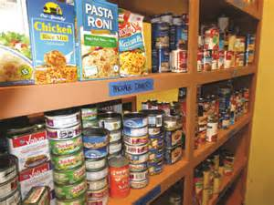 Pantry Meals by Generosity Filled The Shelves Greater Park Hill