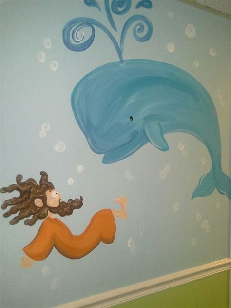 whale l for nursery 41 best bible story wall decals images on pinterest