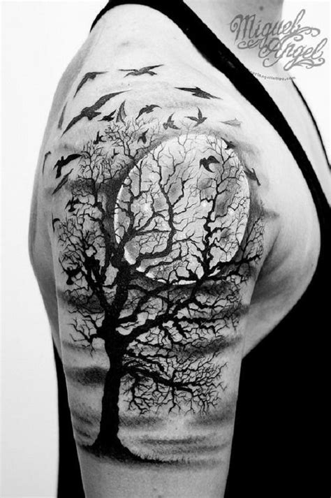 25 best ideas about tree tattoo sleeves on pinterest