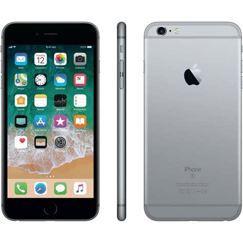 altatac apple iphone 6s plus 64gb 5 5 quot smartphone black space gray verizon mkv82ll a