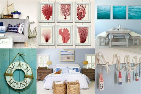 ocean decorations for home under the sea ocean inspired d 233 cor ideas poptalk