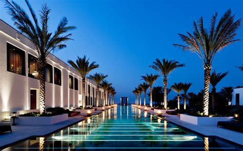 best hotels in oman the chedi muscat hotel review muscat oman travel
