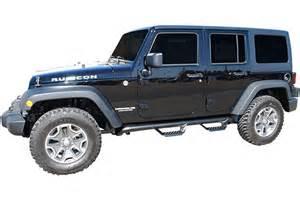 Step Bars For Jeep Wrangler Luverne Baja Step 3 Quot Nerf Bars Luverne Baja Steps