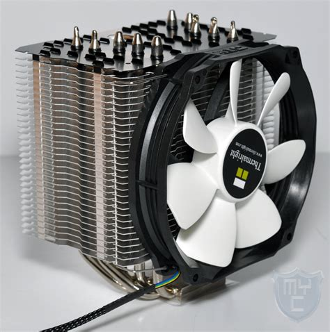 Promo Thermalright Cpu Cooler Fan Ty 127 1 mod your de hardware for