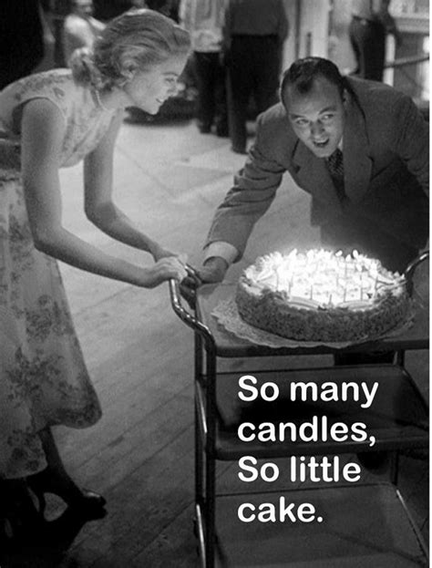 FUNNY VINTAGE BIRTHDAY card. Let Grace Kelly tell your
