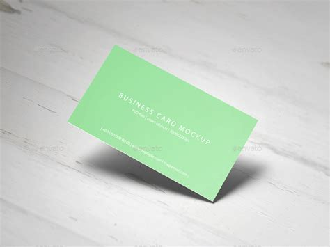 3 5x2 business card template psd 3 5x2 business card mockup by professorinc graphicriver