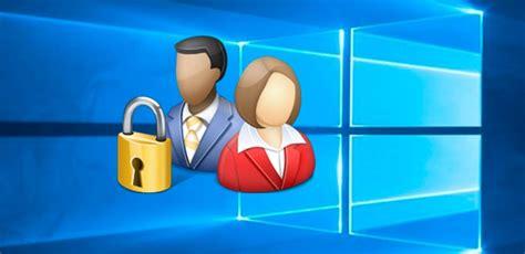 imagenes usuario windows 10 c 243 mo quitar la contrase 241 a de una cuenta de usuario en