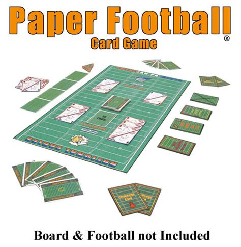 How To Make A Paper Football Step By Step - paper football the best free software
