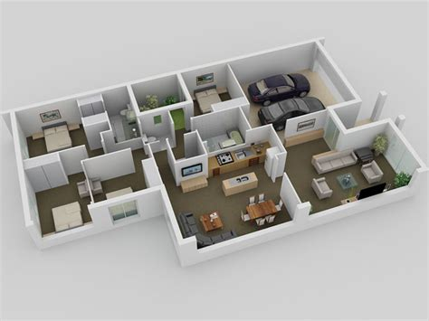 3d architectural floor plans 3d floor plans get accurate 3d architectural renderings