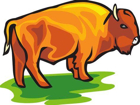 clipart gif buffalo clip free clipart images 2 clipartix