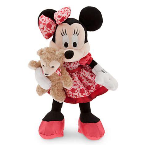 minnie mouse valentines your wdw store disney plush s day minnie