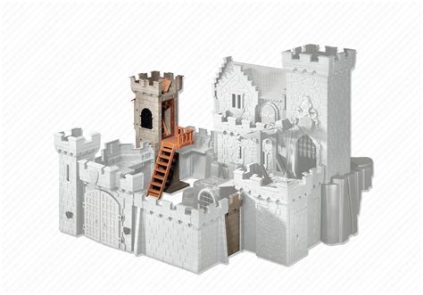 Playmobil Hawk Knights Castle Set playmobil set 6373 tower extension for royal