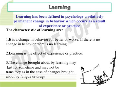 introduction to learning and behavior psy 361 learning introduction to industrial psychology and its basic concept