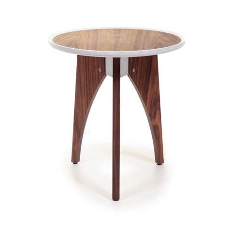 Retro Side Table Buy Stil Retro Mid Century Walnut Veneer Side Table From Fusion Living
