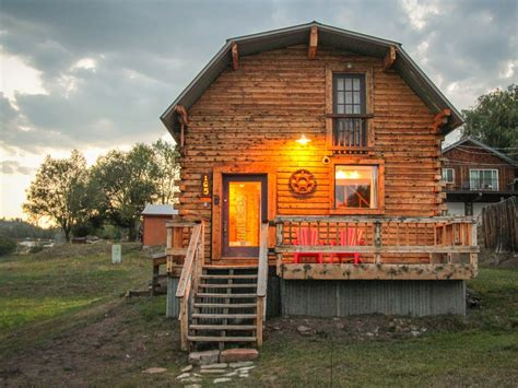 Cabins For Rent Colorado Springs by Pagosa Cabin W Tub Vrbo