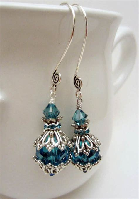 Handmade Earrings With - jewelry handmade earrings
