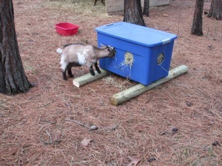 hay feeder suggestions wanted! | backyardherds.com